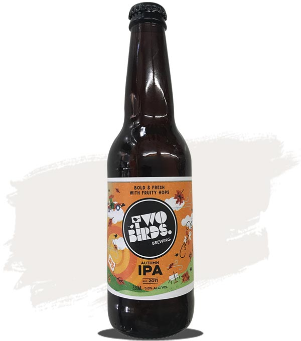 Two Birds Autumn IPA Bottle