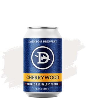 Dainton Cherrywood Smoked Porter