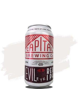Capital Evil Eye Red IPA