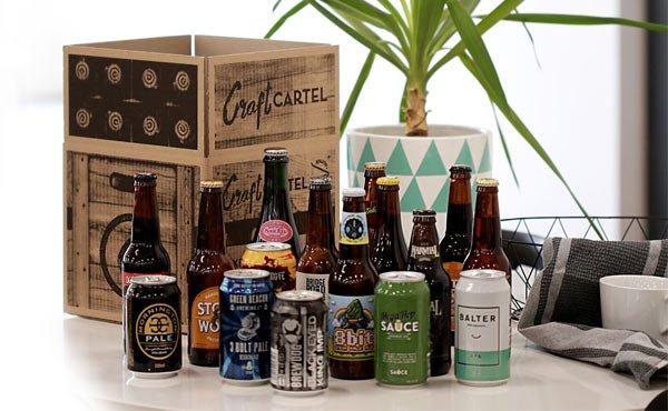 Craft Cartel Beer Club Subscriptions