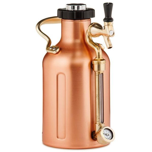 Beer Growler Copper 64