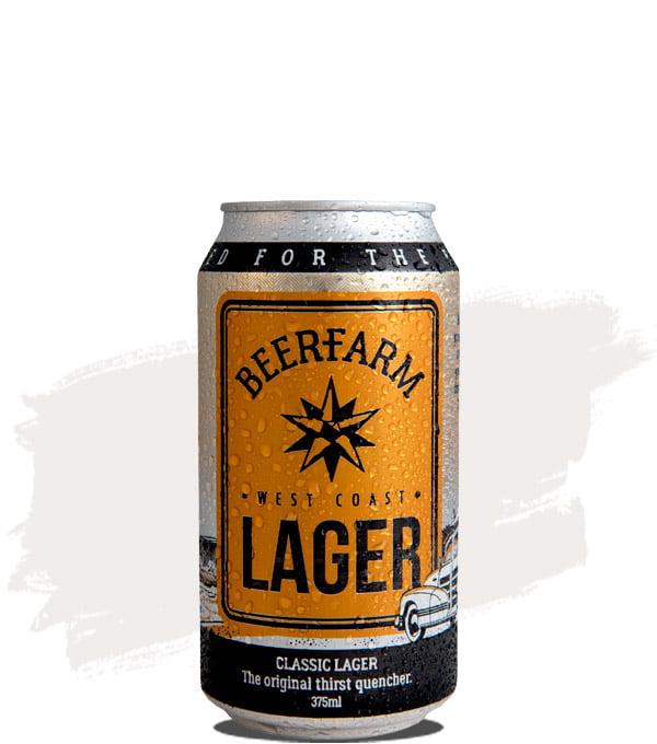 Beerfarm West Coast Lager