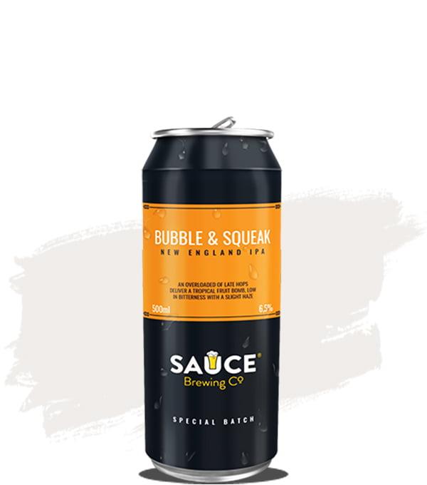 Sauce Brewing Bubble & Squeak