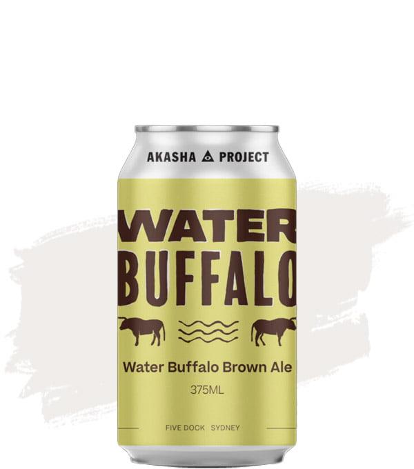 Akasha Water Buffalo Brown Ale