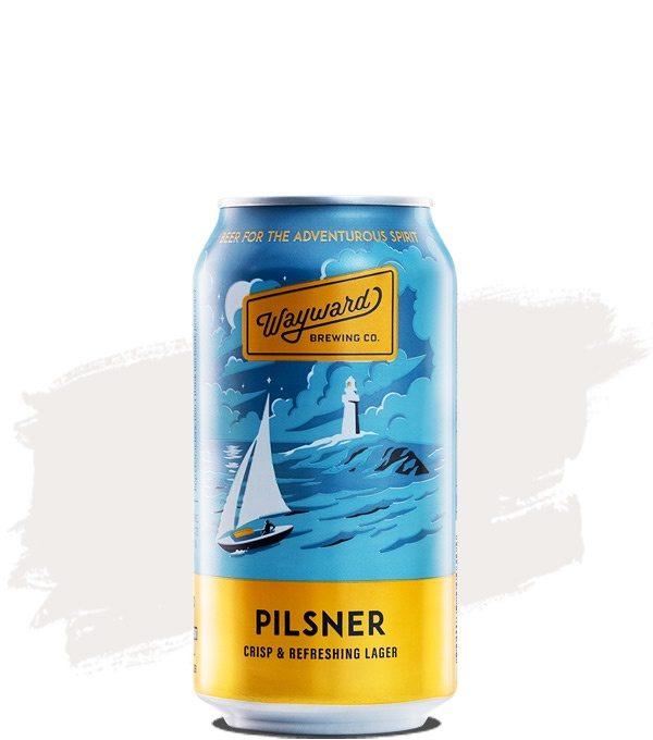 Wayward Pilsner Crisp & Refreshing Lager