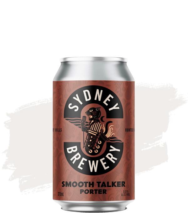 Sydney Brewery Smooth Talker Porter