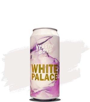 Yeastie Boys White Palace