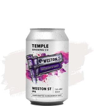Temple Brewing Weston St IPA