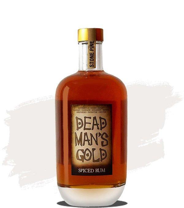 Stone Pine Dead Mans Gold Spiced Rum