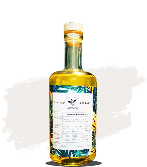Wildspirit Unpeeled Mandarin Gin