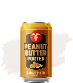 Bad Shepherd Peanut Butter Porter