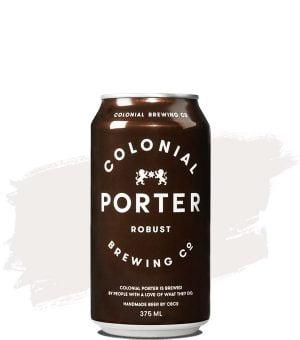 Colonial Brewing Porter