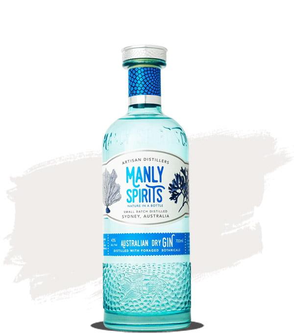 Manly Spirits Dry Gin