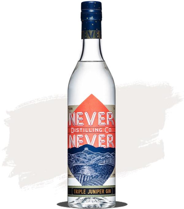 Never Never Triple Juniper Gin