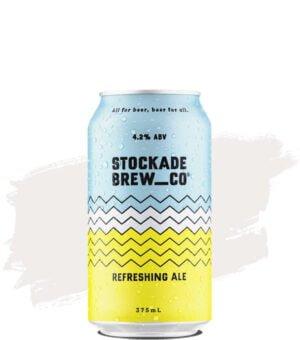 Stockade Refreshing Ale