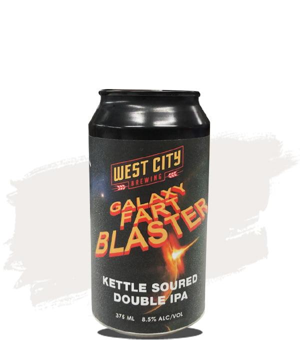 West City Brewing Galaxy Fart Blaster Sour IIPA