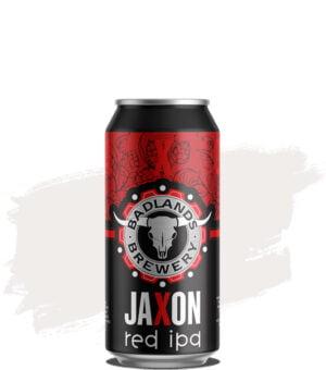 Badlands Jaxon Red IPA