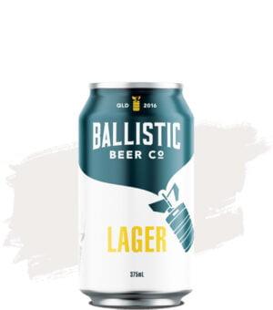Ballistic Lager