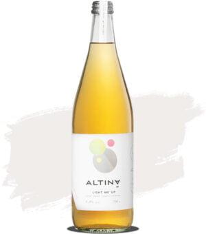 Altina Drinks Light Me Up