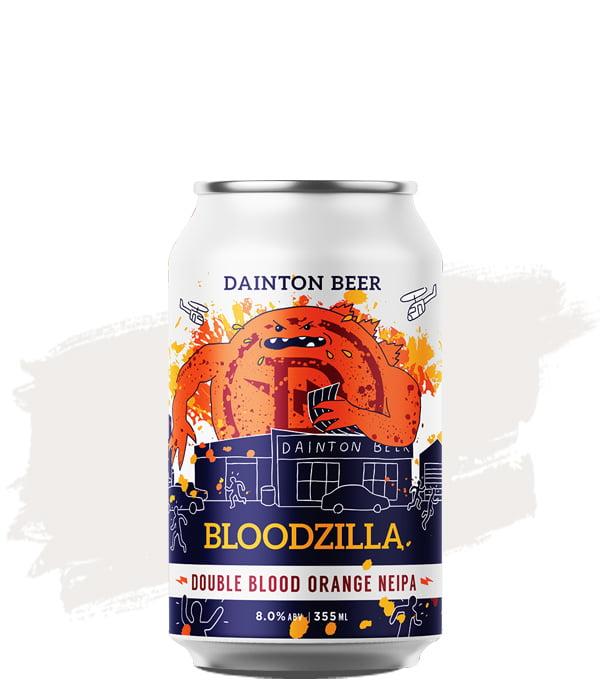 Dainton Bloodzilla Double Blood Orange NEIPA