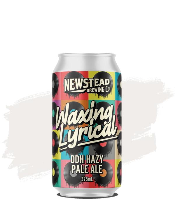 Newstead Waxing Lyrical DDH Hazy Pale Ale