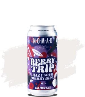 Nomad Berry Sour Hazy DIPA