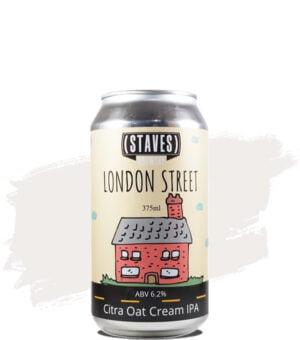 "Staves Brewery ""London Street"" Oat Cream IPA"