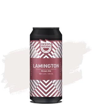 Deeds Brewing Lamington Brown Ale