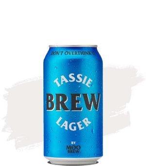 Moo Brew Tassie Lager