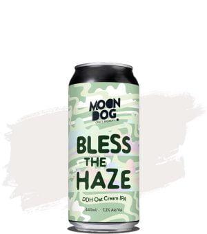 Moon Dog Bless The Haze DDH Oat Cream IPA