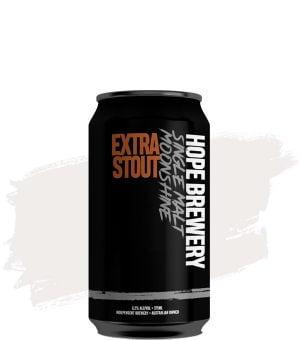 Single Malt Moonshine Extra Stout Can