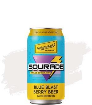 Wayward Sourade Blue Blast Berry Beer Gose