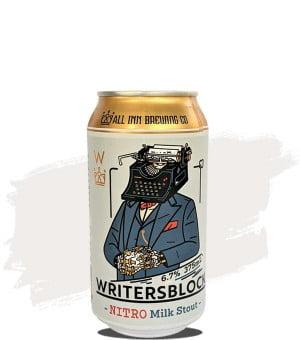 All Inn Brewing Co The Writersblock Nitro Stout