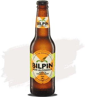 Bilpin Non Alcoholic Apple & Ginger Cider