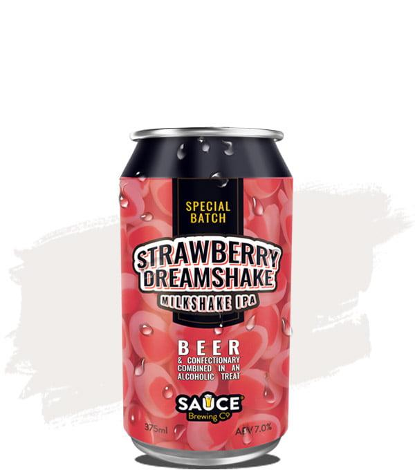 Sauce Strawberry Dreamshake Milkshake IPA1