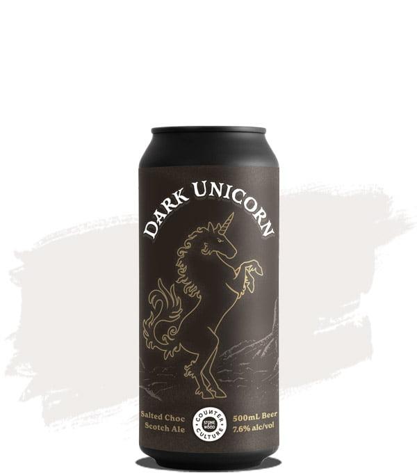 Stone & Wood Counter Culture 13 Dark Unicorn Salted Choc Scotch Ale