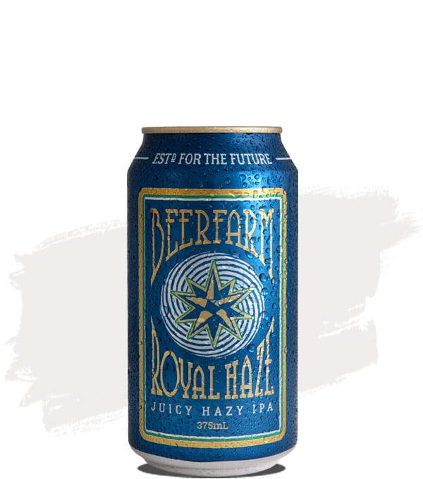 Beerfarm Royal Haze Juicy Hazy IPA