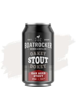 Boatrocker Oakey Dokey Stout