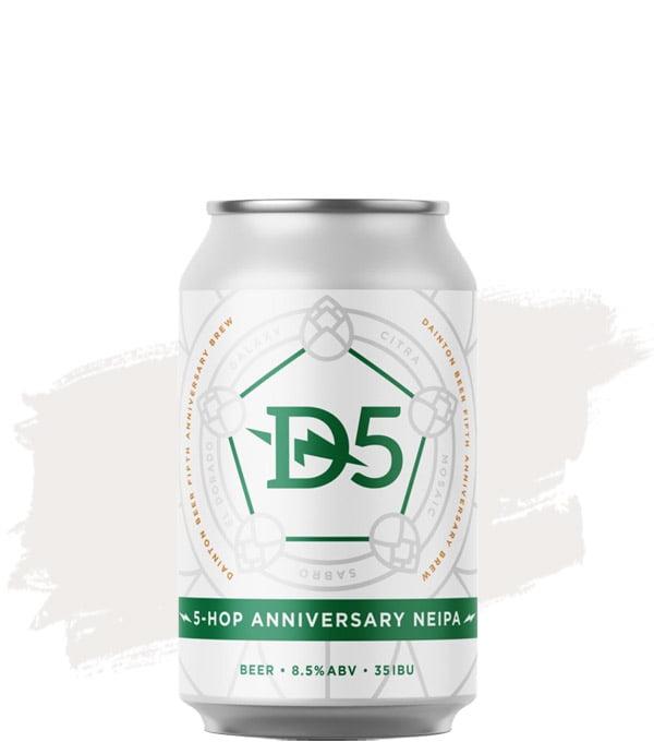 Dainton D5 5 Hop Anniversary NEIPA