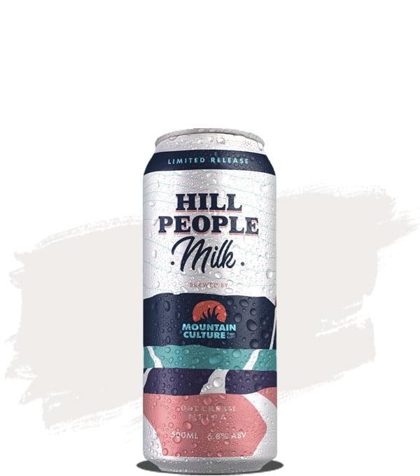 Mountain Culture Hill People Milk Oat Cream NEIPA