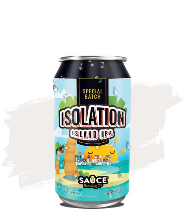 Sauce Isolation Island IPA