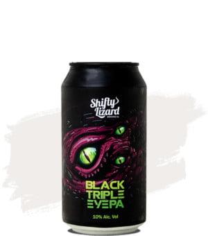 Shifty Lizard Black Triple Eyepa