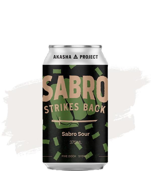 Akasha Sabro Strikes Back Sabro Sour