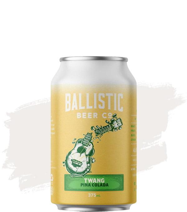 Ballistic Twang Pina Colada Sour