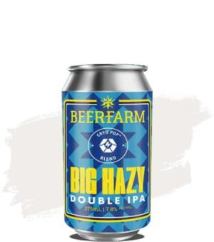 BeerFarm Big Hazy Double IPA