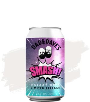Dad & Dave's SMASH! Galaxy Double IPA