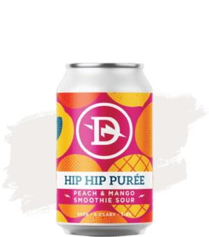 Dainton Hip Hip Puree Peach & Mango Smoothie Sour