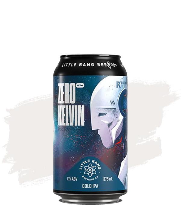 Little Bang Zero Kelvin Cold IPA