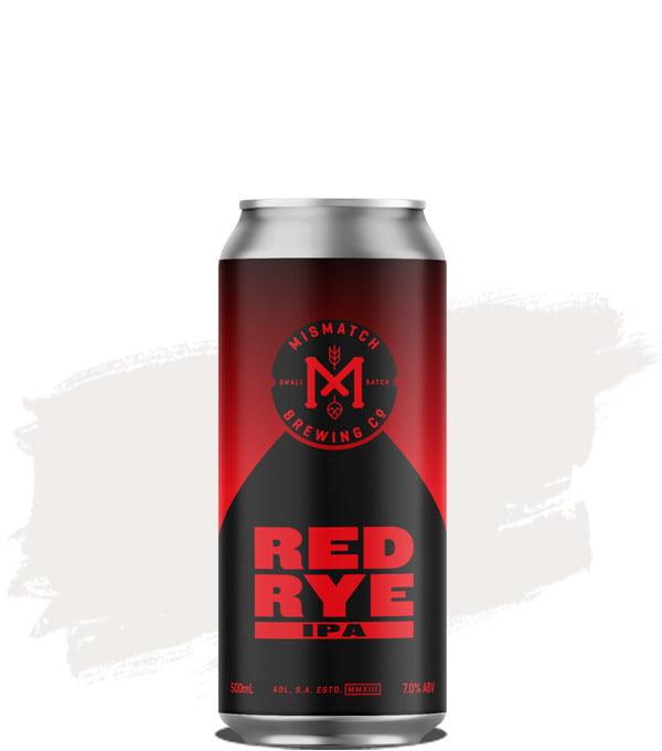 Mismatch Red Rye IPA