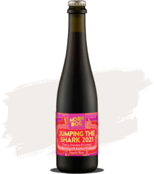 Moon Dog Jumping The Shark 2021 Imperial Stout
